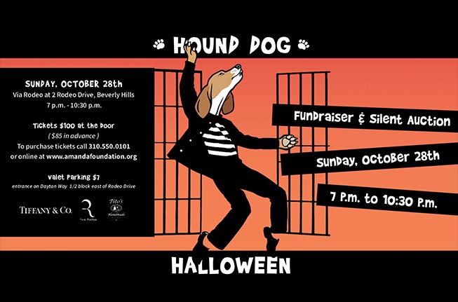 Hound Dog Halloween